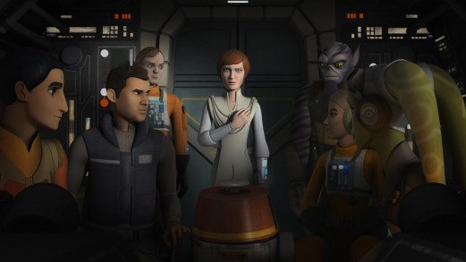 Rebels 318 - Secret Cargo
